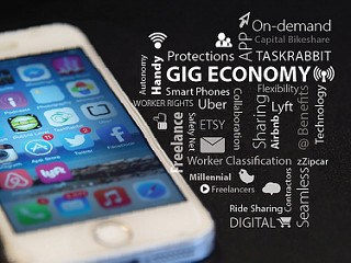 The Gig Economy - Why It Might Be the Key to Your Future