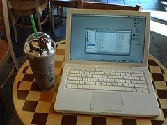 From Coffee Shop Slacker to Coffee Shop Blogger