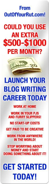 The Freelance Blog Writer Side Hustle
