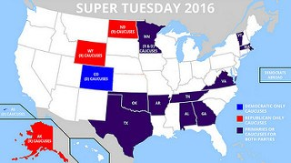 Super Tuesday Is Setting Up President Clinton II