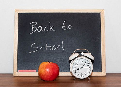 4 Ways to Demonstrate Charity to Your Kids as They Head Back to Class