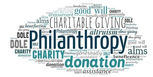 The Only Advice Philanthropists Will Ever Need To Hear