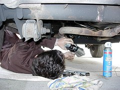 Save on Car Repairs By Fixing It Yourself