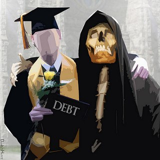 Bad College Majors Magnify Student Loan Debt Problems