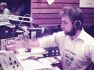 My Life as a Radio Disc Jockey - a Very Different Career
