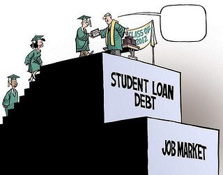 Monster Student Loans - Is a Lack of Financial Education to Blame?