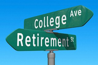 "Investing Too Much in the ""Bookends"" of Life - College and Retirement"