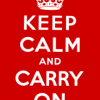 Advice for Bloggers Caught Off Guard by Recent Search Engine Drama – Keep Calm and Carry On